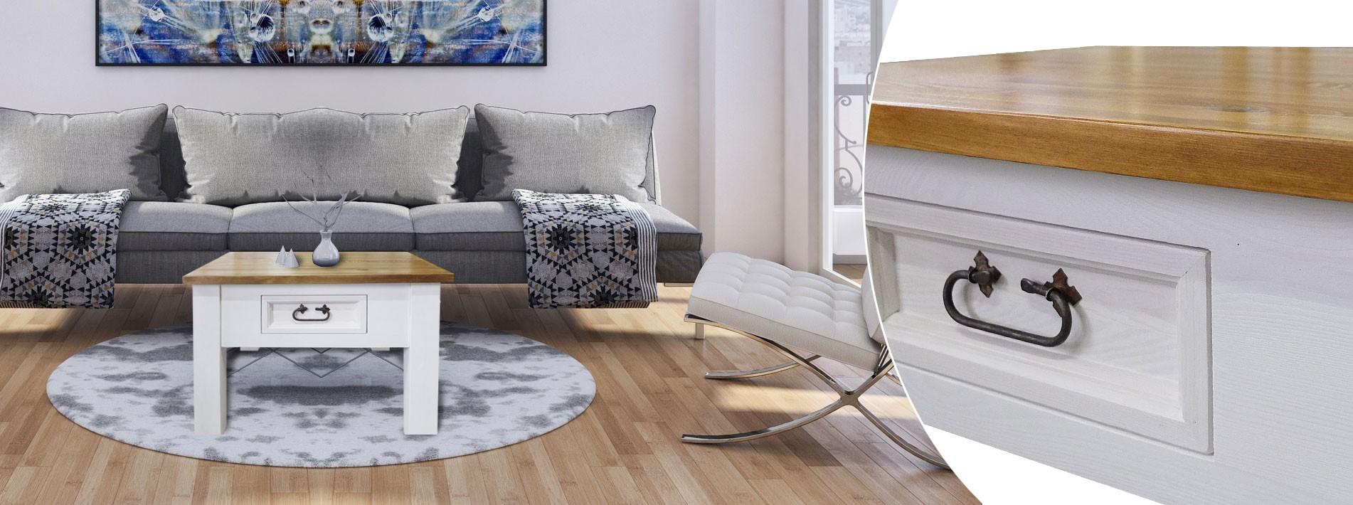 stoliki kawowe z drewna